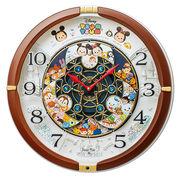 【新品取寄せ品】 セイコー製 からくり掛時計 ♪ディズニータイム♪ FW588B