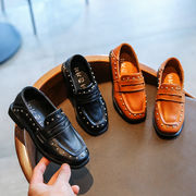 女児 靴 春秋 スタイル 児子供 小さな靴 英国スタイル アンティーク調 西洋風 ソフト