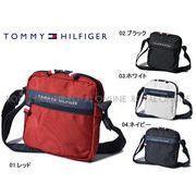 S) 【トミーヒルフィガー】 TH-830 TC090MT9 ショルダーバッグ ザ モト 全4色 メンズ レディース