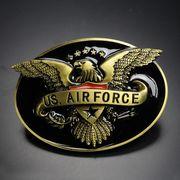 ベルトバックル アメリカ国章 イーグル 空軍