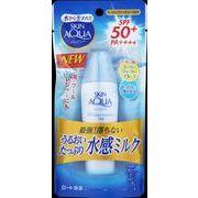 スキンアクア スーパーモイスチャーミルク 40ml 【 ロート製薬 】 【 UV・日焼け止め 】