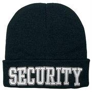 Rothco ニット帽 セキュリティ 刺繍 5342