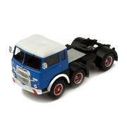 ixo/イクソ フィアット 690 T1 1961 ブルー/ホワイト