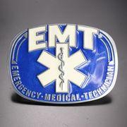 ベルトバックル EMT アメリカ救急救命士