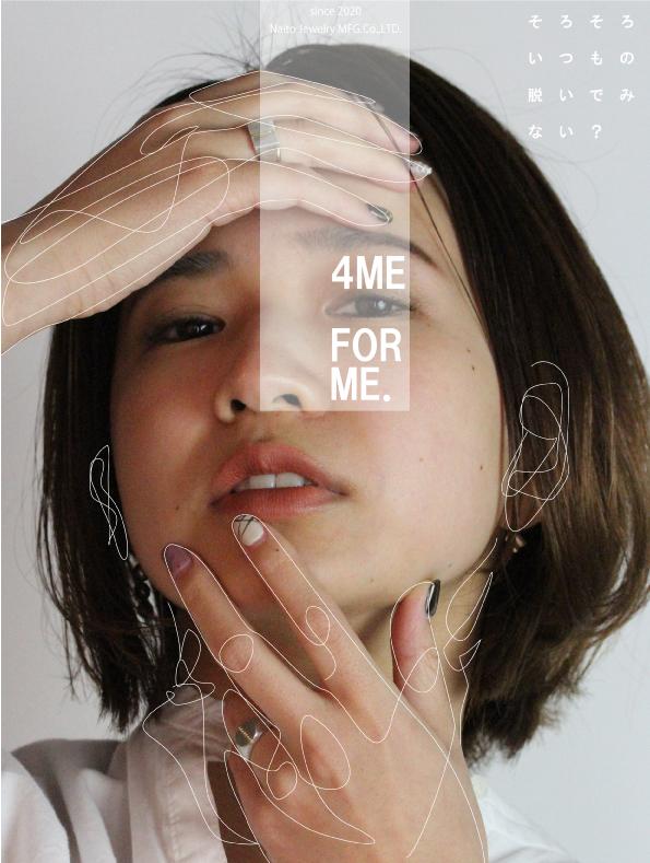 【4ME告知】Airlil  K10超軽量ピアス