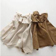 2020春新作 子供 シャツ キッズ 女の子 トップス ファション 2色 可愛い シンプル