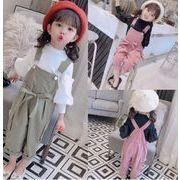 2020春新作★新入荷★キッズ女の子★トップス★サロンパンツ★Tシャツ 100cm-140cm