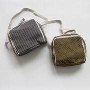 キッズバッグ カバン 鞄 チェック キッズ ファッション カジュアル バッグ