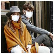 【即納】msk002 洗えるマスク  布 綿 ウイルス 予防 花粉 子供【メール便可】2020春夏新作