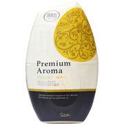 消臭力 玄関・リビング用 PremiumAroma 柚黄 400mL