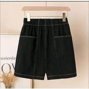 【大きいサイズXL-4XL】【春夏新作】ファッション半ズボン