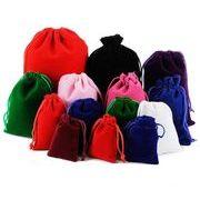 巾着袋 包装袋 ミニ巾着 ポーチ ラッピング袋 アクセサリー収納 小物入れ お菓子入れ