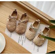 【子供靴】サンダル 女の子 可愛いデザイン ベビー 2色 シューズ キッズ靴