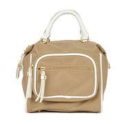 【予約販売】(5月下旬納品)ナイロン 軽量  2WAY ミニボストンバッグ [ホリー] / レディース バッグ