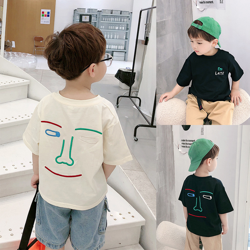 トッブスTシャツ 半袖 男の子 ジュニア 夏 カジュアル 韓国子供服 2020新作 ファッション
