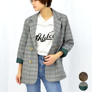 【ARGO TOKYO】 グレンチェックジャケット