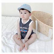 ベビー Tシャツ 連体衣 大きいサイズ 可愛い 涼しい キッズ 韓国子供服 2020新作 SALE