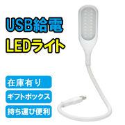 【USB給電】LEDライト