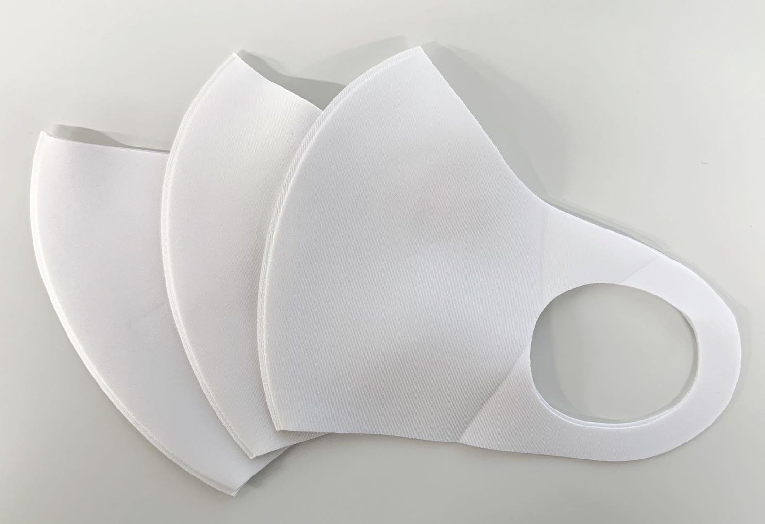 夏マスク 接触冷感 立体マスク UVカットマスク 個包装