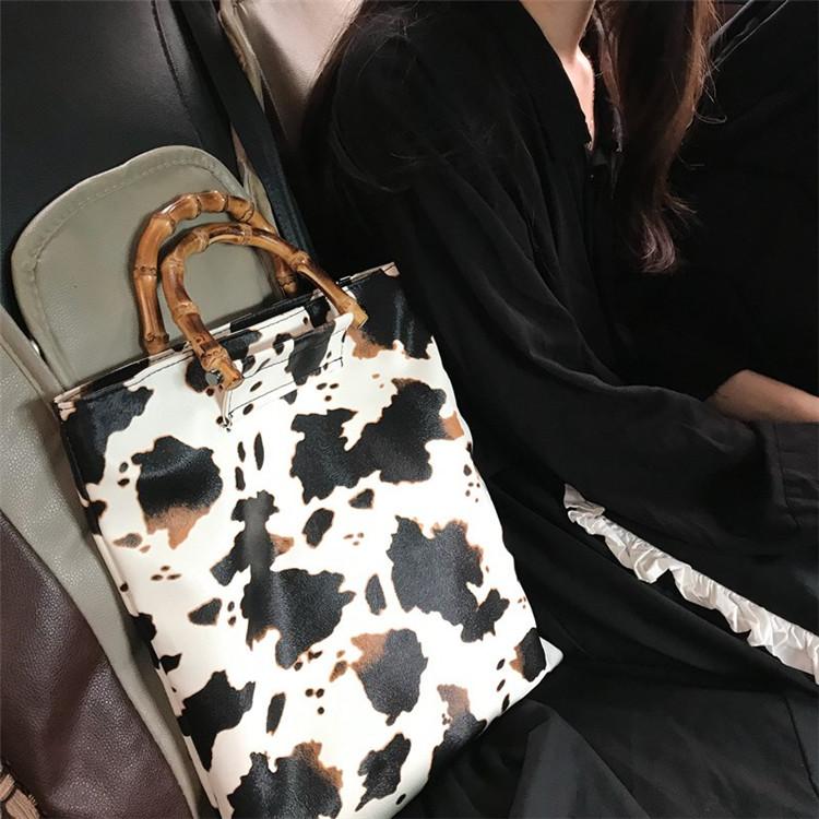 おしゃれの必需品 韓国ファッション ショッピングバッグ トートバッグ シンプル カジュアル オシャレ
