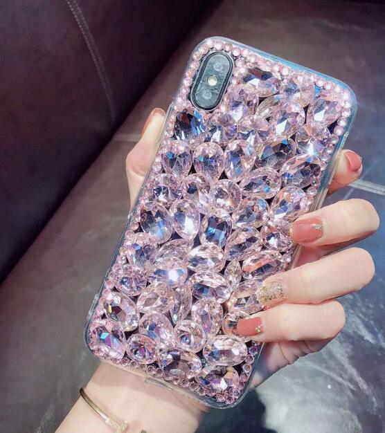 iPhoneケース 携帯カバー スマホケース 携帯ケース 保護キャップ ダイヤモンド かわいい キラキラ