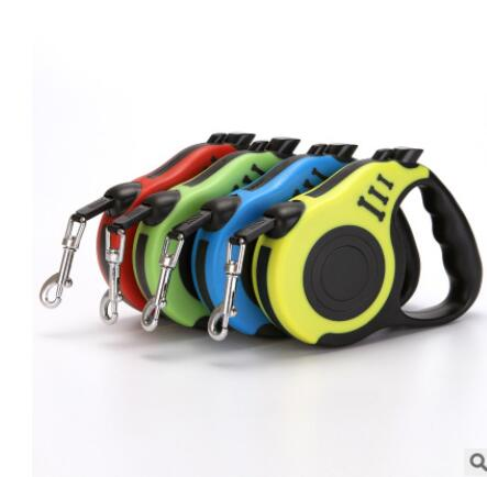 ペット用品 自動巻取 リード 犬用 伸縮 リード コードタイプ 犬用リード 伸縮リード 巻き取り式 自動巻き