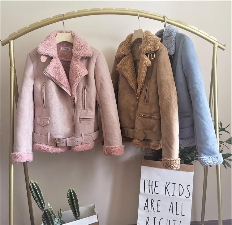 自主撮影 2020AW新作品質自信あり! 韓国ファッション レディース シンプル ゆったり 暖かいジャケット