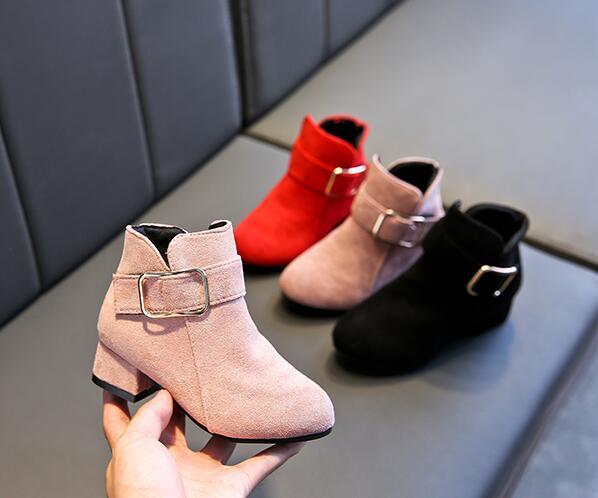 超人気★ファッションシューズ★キッズ靴 ★単靴 -