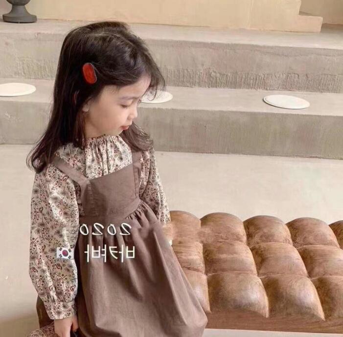韓国ファッション 韓国子供服 ワンピース 2020新作 子供服 スカート トップス 5-13