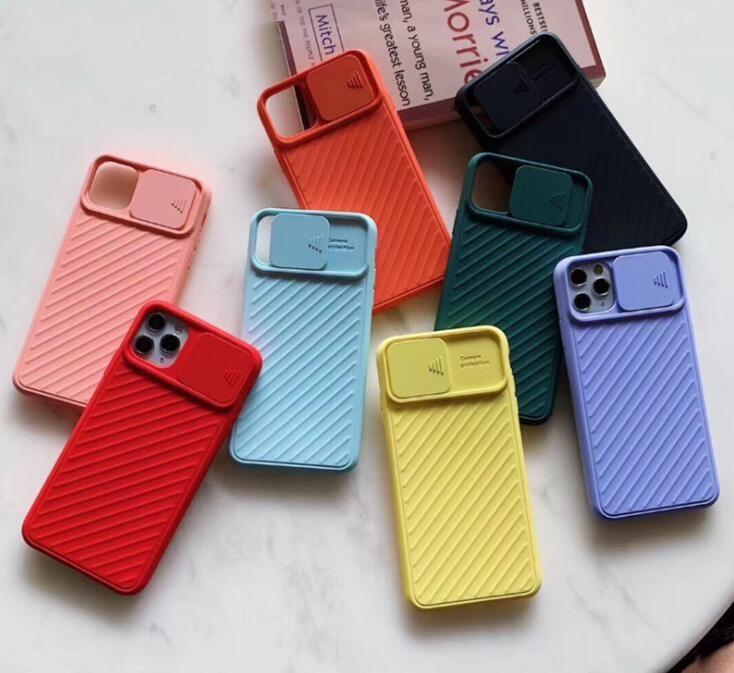 『iphone12ケース』 スライド式 カメラレンズ保護 iPhone11 Pro スマホケース