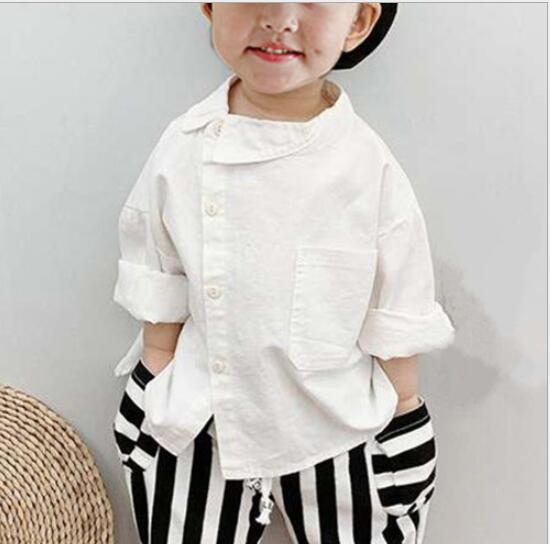 宝来商事 Tシャツ 長袖シャツ 男女兼用 キッズ服 韓国子供服トップス パーカー