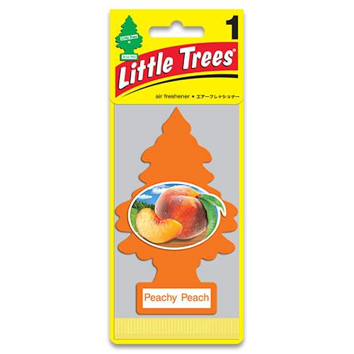 リトルツリー エアフレッシュナー LittleTrees ピーチーピーチ
