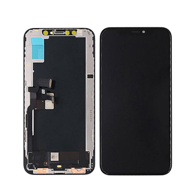 iPhone XS OLED液晶パネル(ブラック) 修理・交換・パーツ