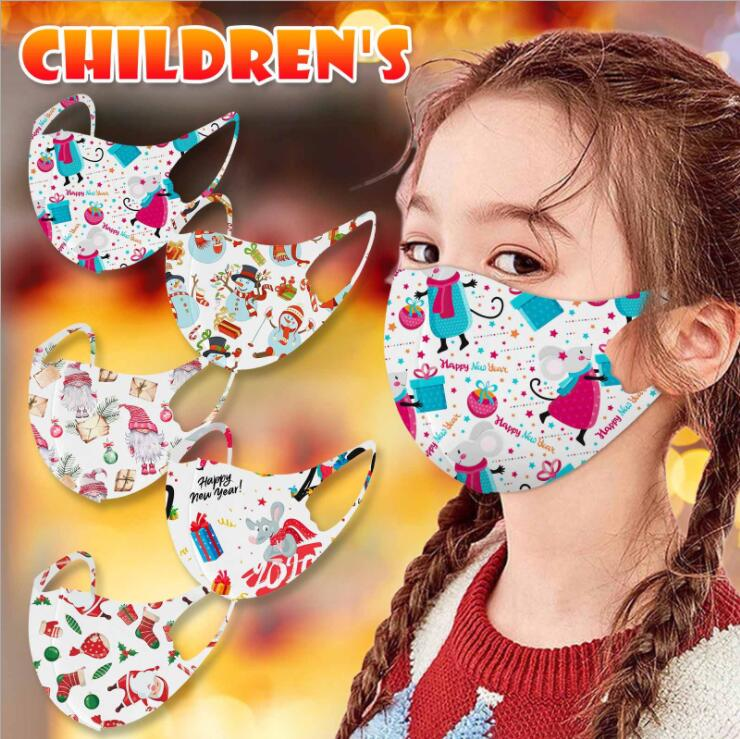 秋冬マスク 通気性マスク クリスマスマスク 薄地マスク 繰り返し使えるマスク 飛沫防止