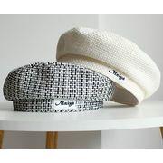 INSスタイル 小顔 レディース 帽子 キャップ ベレー帽 海軍帽 レトロ