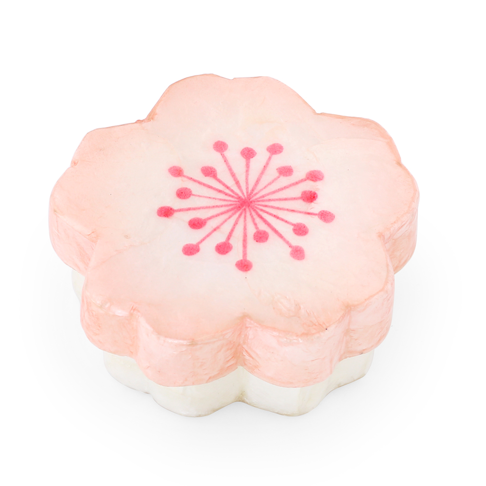 カピスサクラBOX [日本 和 サクラ さくら 桜 トレイ トレー お皿 箱 小物入れ ボックス貝]