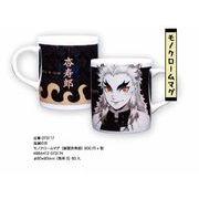 【予約販売】鬼滅の刃煉獄杏寿郎モノクロームマグカップ