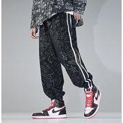 メンズファッション 秋冬 新作 カジュアルパンツ ズボン 韓国スタイル 学生 ボトムス