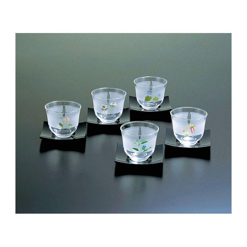 江戸友禅 冷茶セット SC7-250