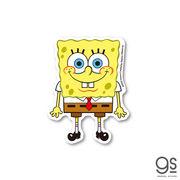 スポンジ・ボブ ボブ キャラクターステッカー アメリカ アニメ SpongeBob SPO001 gs 公式グッズ 2021新作