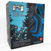 ゲーミングヘッドセット GAMING HEADSET RED BL-HS01-RD