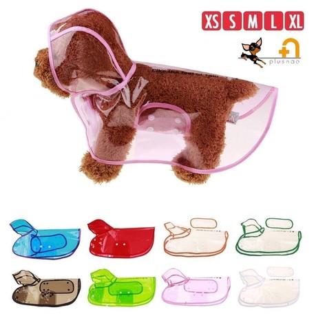 新作犬用レインコート レインポンチョ ポンチョ型 ドッグウェア 雨具CHQA126