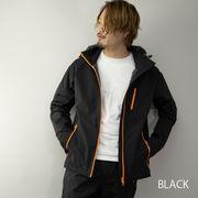 【2021新作】 SAFARI ROOKIE ZIPジャケット メンズ セットアップ対応 透湿 防風 フード脱着 作業着 作業服