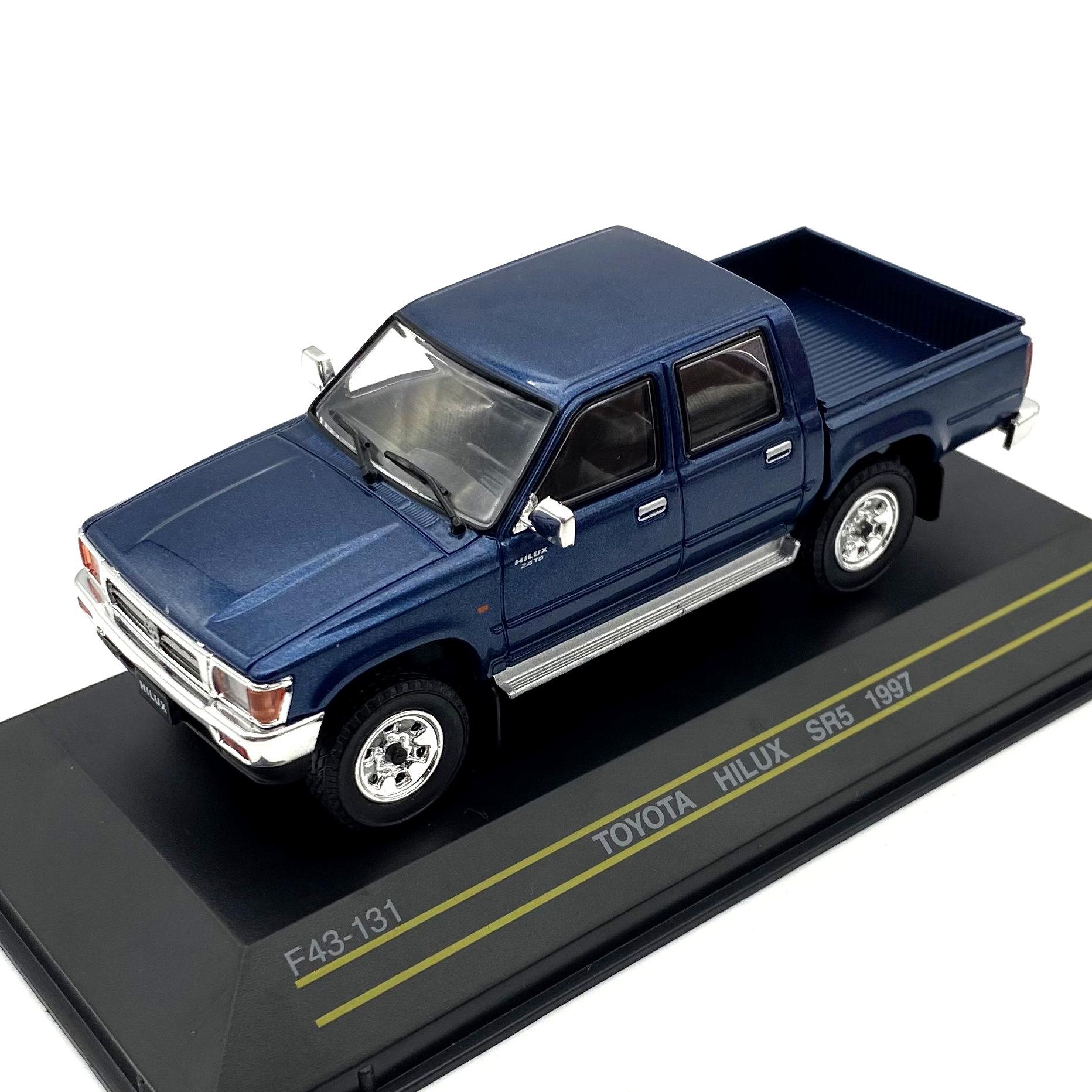 First43/ファースト43 トヨタ ハイラックス SR5 1997 ブルー 北米仕様
