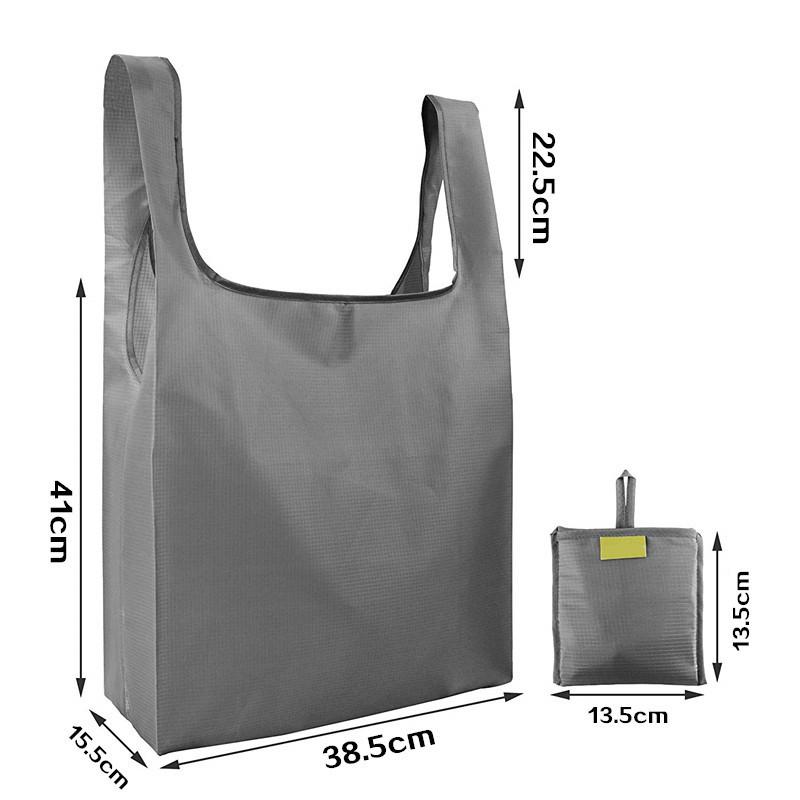 ショッピングバッグ エコバッグ 折りたたみバッグ 収納バッグ 小物収納  ファッション小物