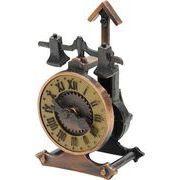 アンティーク シャープナー 置時計