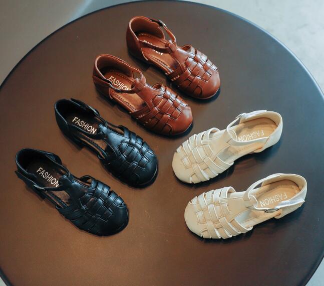 【子供靴】サンダル 女の子 可愛いデザイン ベビー 夏 3色 キッズ靴