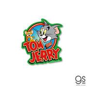 トムとジェリー ビッグロゴ キャラクターステッカー ダイカット アメリカ アニメ TOM and JERRY 人気 TJ025