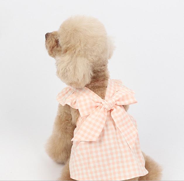 ペット服  犬服 ペット用品 ネコ雑貨 ペット雑貨 犬 小中型犬服 ドッグウェア 猫雑貨 ワンピース