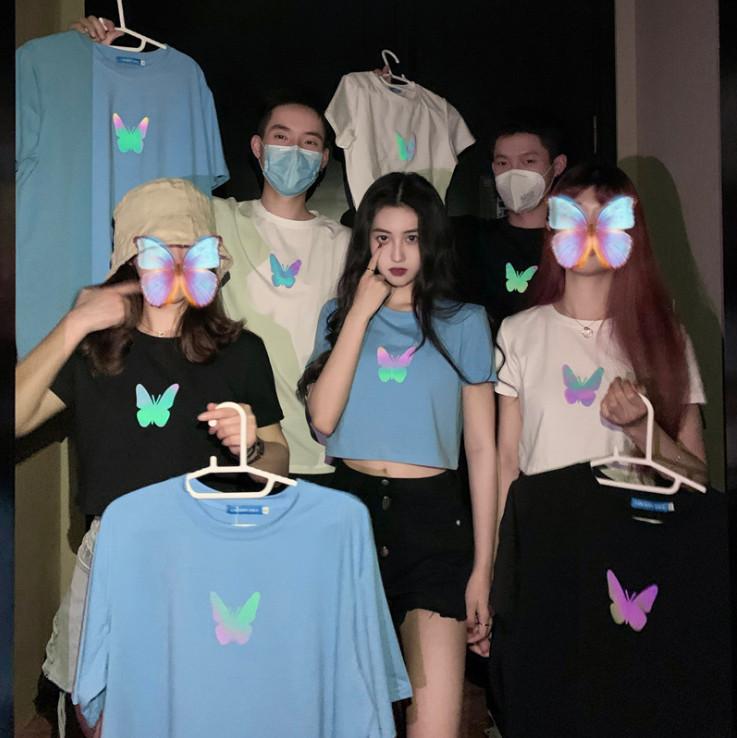 半袖 Tシャツ 新作 韓国スタイル ゆったり カップル 上着 レディースファッション メンズ トップス